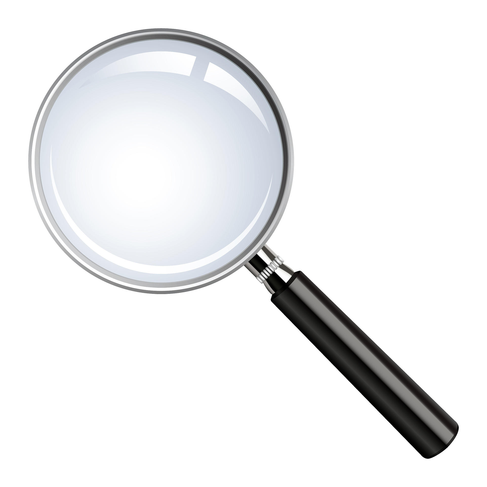 Magnifying glass clipart vector picture freeuse stock Vector magnifying glass clipart - Cliparting.com picture freeuse stock