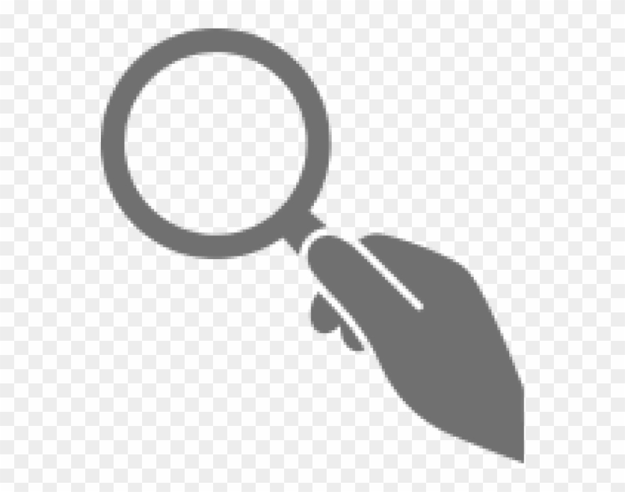 Magnifying glass with hand clipart clip library stock Search - Magnifying Glass With Hand Vector Clipart (#1069931 ... clip library stock