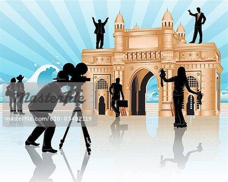 Maharashtra clipart