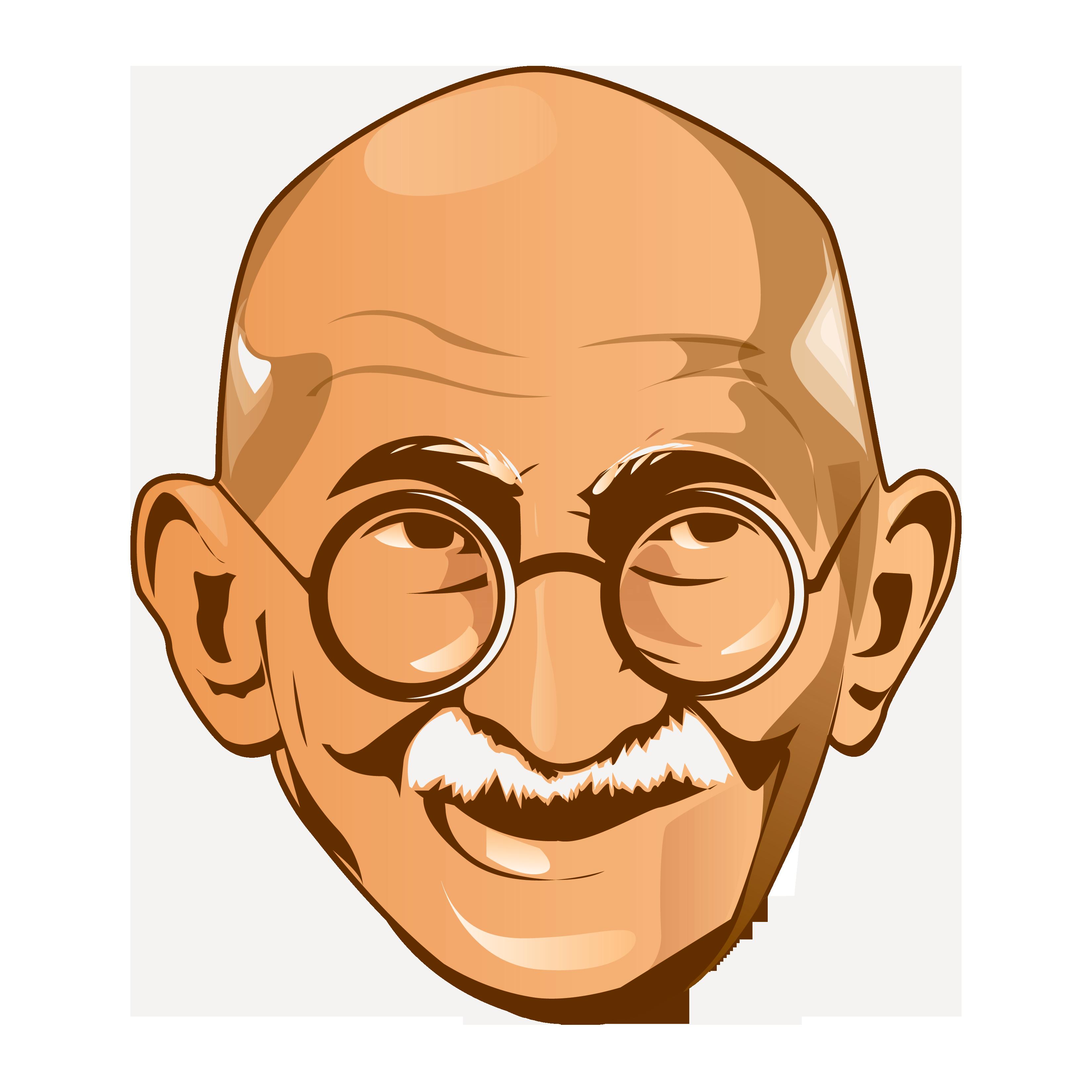 Mahatma gandhi clipart clip Mahatma Gandhi PNG Transparent Images   PNG All clip