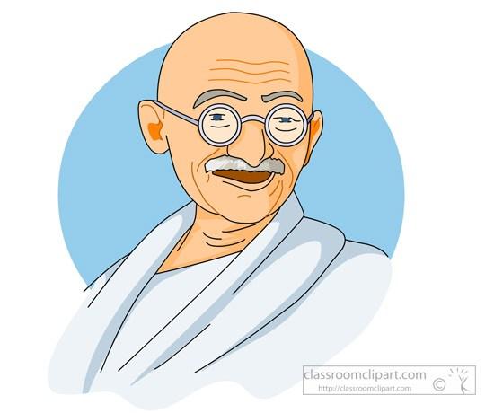 Mahatma gandhi clipart jpg transparent library Mahatma gandhi » Clipart Portal jpg transparent library