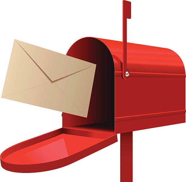 Mailbox clipart freeuse library Mailbox clipart 6 » Clipart Station freeuse library