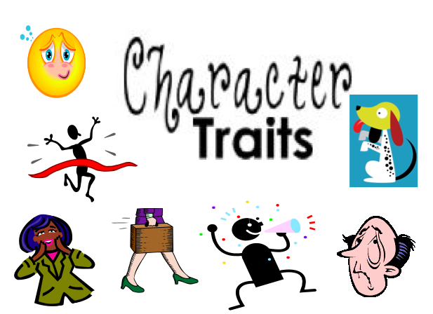 Main character traits clipart png black and white download Reading | 4th Grade png black and white download