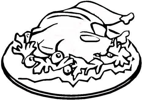 Main course clip art graphic transparent Cooked Turkey Drawing | Free Download Clip Art | Free Clip Art ... graphic transparent