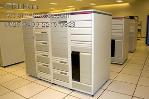 Main frame computer clipart png free stock Mainframe Computers At A Data Processing Center Image,Picture ... png free stock