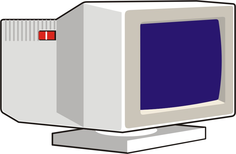 Main frame computer clipart graphic royalty free Mainframe Computer Games graphic royalty free