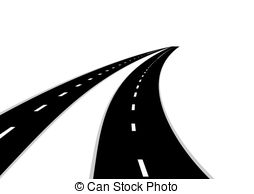 Main road clipart banner freeuse stock Roads Clipart Vector Graphics. 114,073 Roads EPS clip art vector ... banner freeuse stock