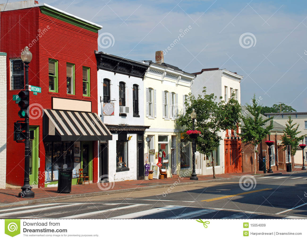 Main street clipart picture library library Main Street Clipart - Clipart Kid picture library library