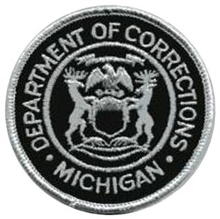 Maine probation parole officer badge clipart black and white jpg freeuse stock Michigan Department of Corrections - Wikipedia jpg freeuse stock