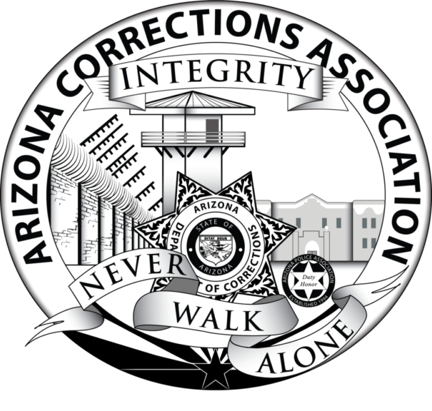 Maine probation parole officer badge clipart black and white banner royalty free library Arizona Corrections Association (ACA) – Protecting Your Rights banner royalty free library