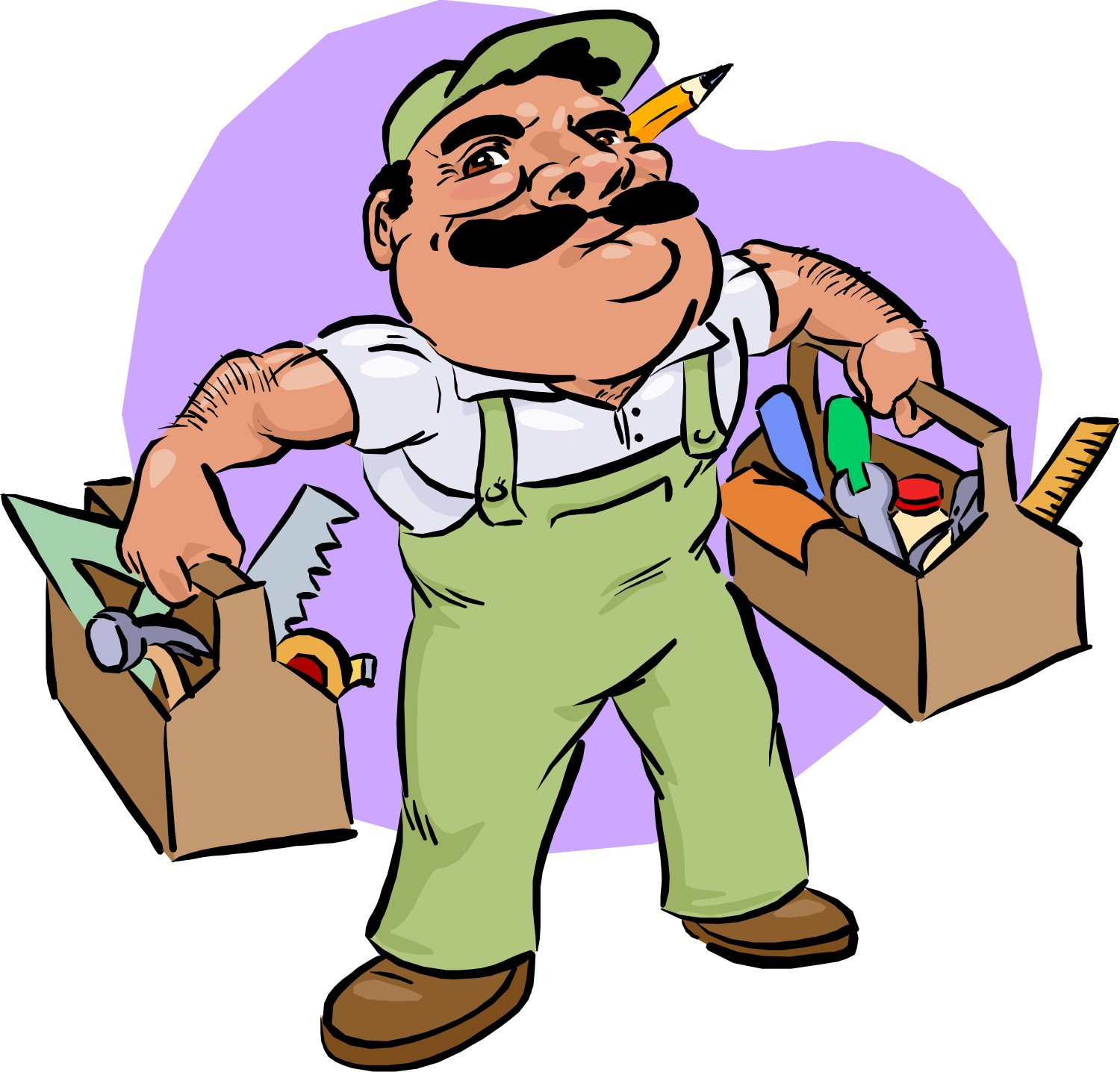 Maintenance man clipart image stock Maintenance man clipart 5 » Clipart Station image stock