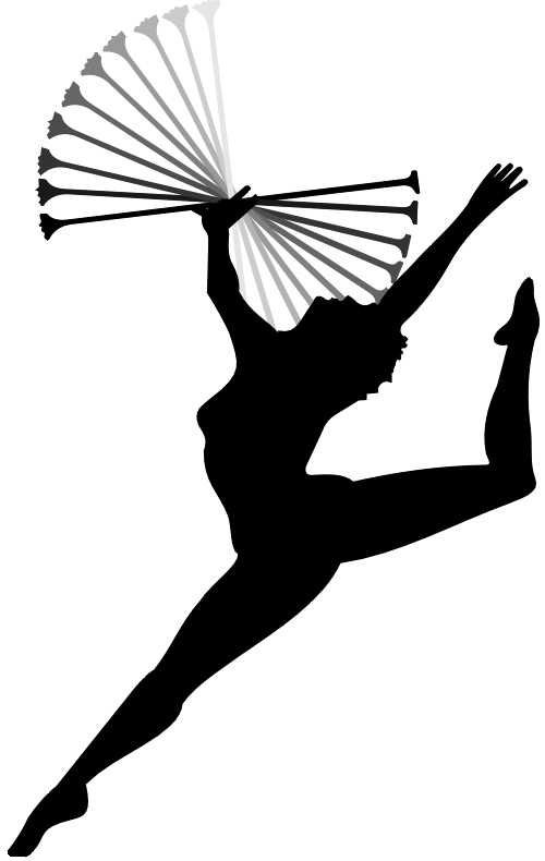 Majorette silhouette clipart svg free stock majorette silhouette - Google keresés | I Love My Cricut ... svg free stock