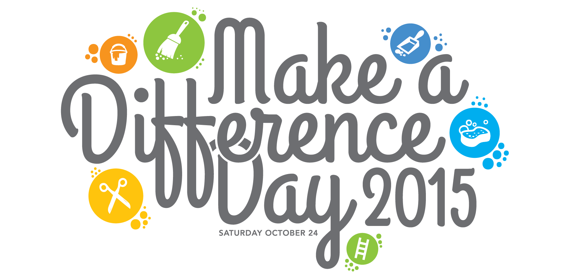 Make a difference day clipart picture royalty free Make a Difference Day 2015 - Buddee Bags picture royalty free