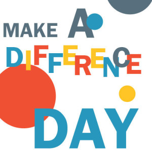 Make a difference day clipart freeuse stock Make a Difference Day - BPLA freeuse stock