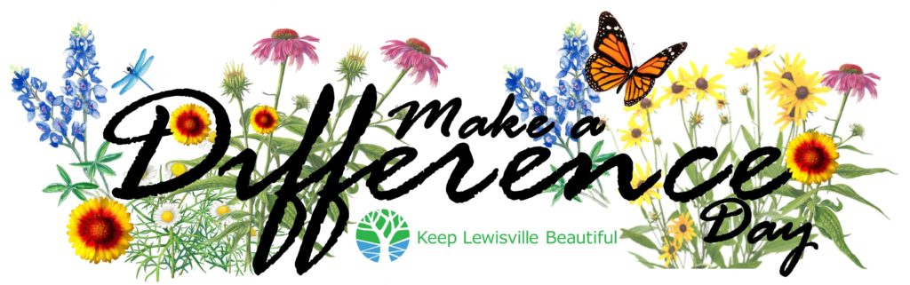 Make a difference day clipart banner library library Make a Difference Day-Keep Lewisville Beautiful banner library library