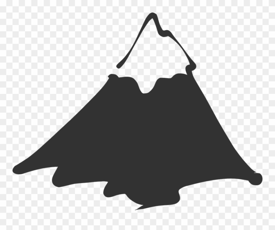 Make a mountain out of a mole hill clipart jpg download To Make A Mountain Out Of A Molehill Means To Exaggerate ... jpg download