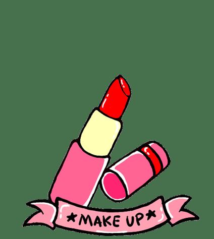 Makeup clipart transparent banner transparent library Makeup Clipart transparent PNG - StickPNG banner transparent library