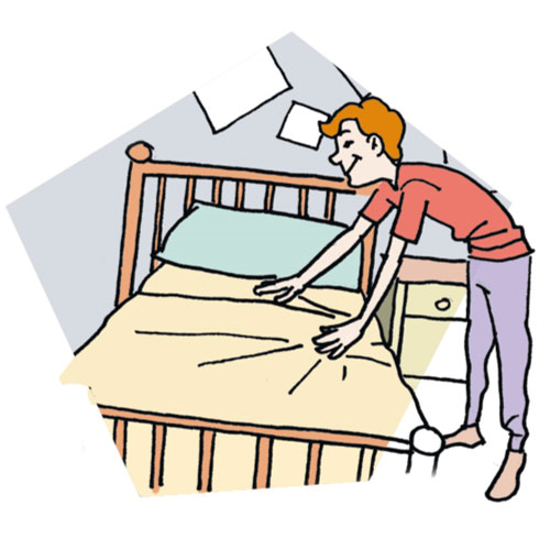 Make your bed clipart clipart library download Make Your Bed Png & Free Make Your Bed.png Transparent ... clipart library download
