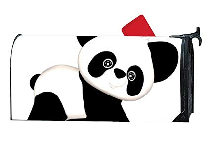 Makeover clipart free Amazon.com: FunnyLife Unique Mailbox Makeover Panda Clipart ... free