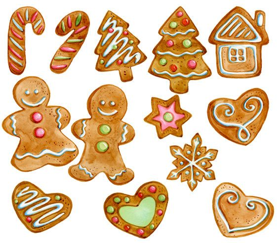Making cookies clipart clip art library download Christmas Cookies Clipart 10 - 567 X 492 - Making-The-Web.com clip art library download