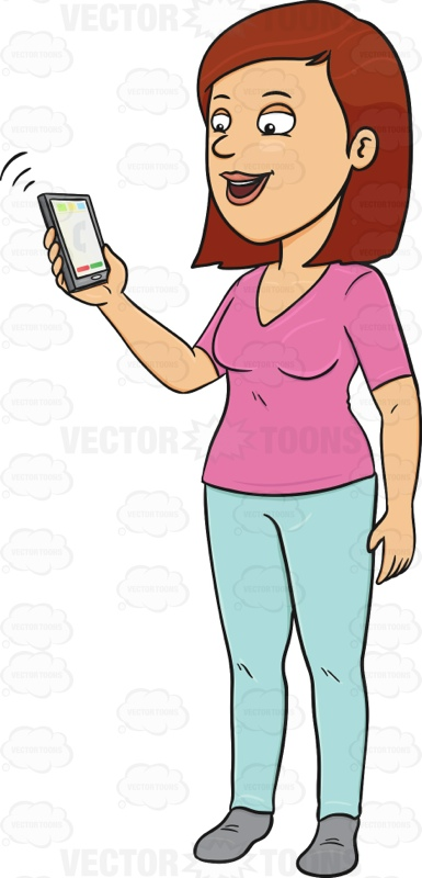 Making fun of someone on phone clipart jpg free download Person Speaking Cliparts - Making-The-Web.com jpg free download