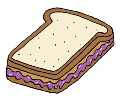 Making peanut butter sandwich clipart clip art download Peanut Butter And Jelly Sandwich Pictures GIFs | Tenor clip art download