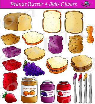 Making peanut butter sandwich clipart banner black and white library Peanut Butter And Jelly Clipart banner black and white library