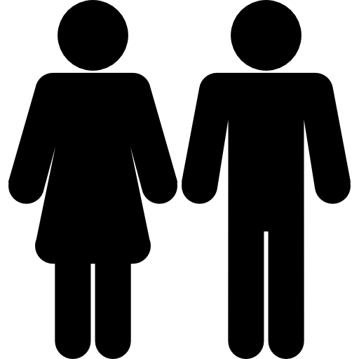 Male female customer service clipart free download to use