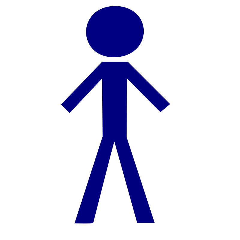 Male full figure free clipart graphic library stock Free clip art \