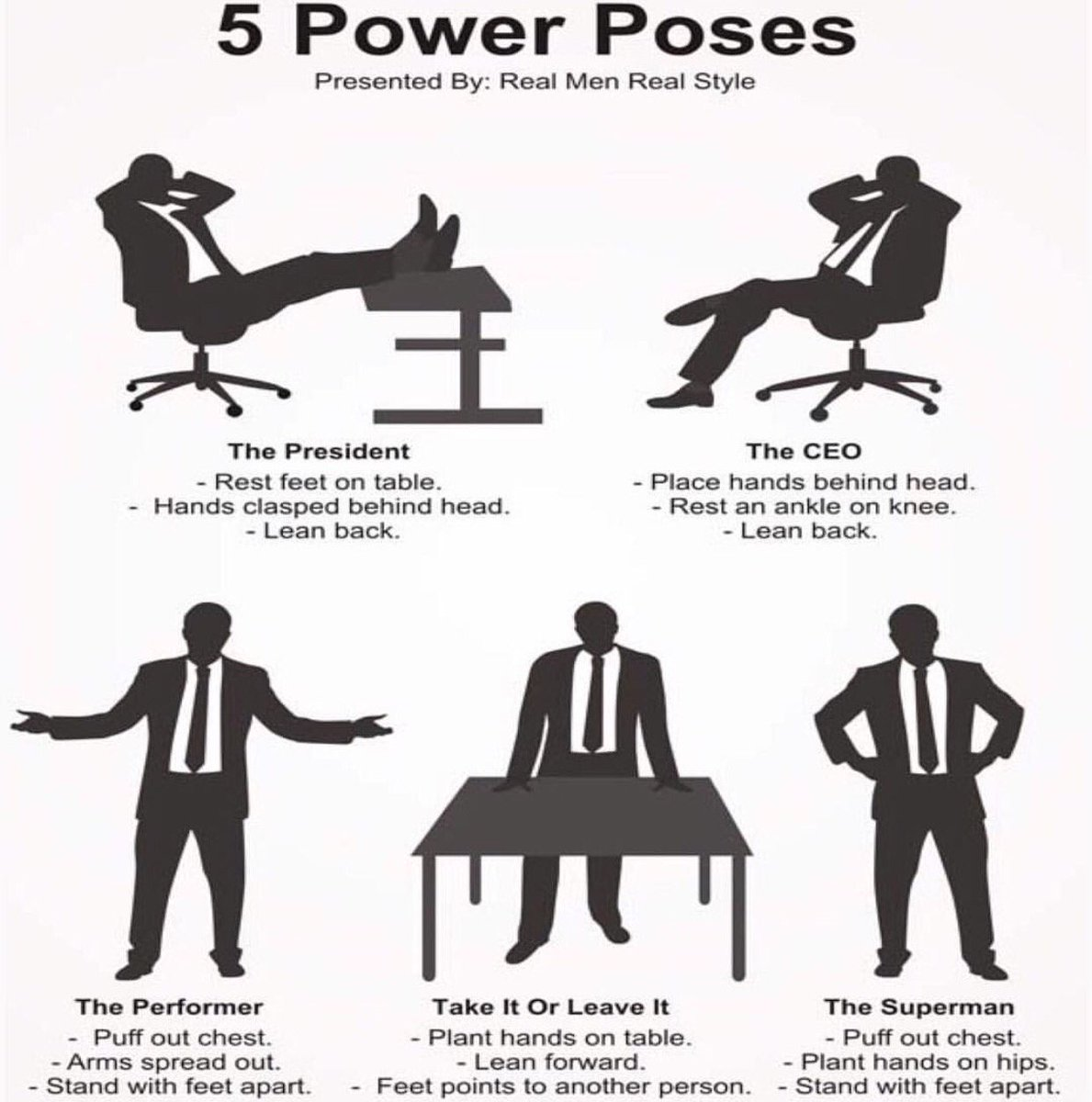 Male hands on hip power pose clipart png freeuse library Savvy Business Chick on Twitter: \