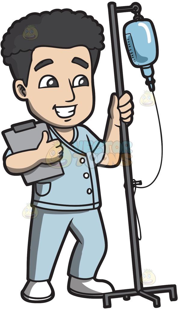 Male nurse clipart free clip art free download Male Nurse Cartoon Clipart | Free download best Male Nurse Cartoon ... clip art free download