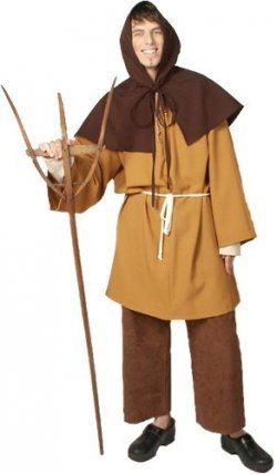 Male serf in the middle ages clipart svg freeuse library The Medieval peasant clothing was basic and practical. The dress of ... svg freeuse library