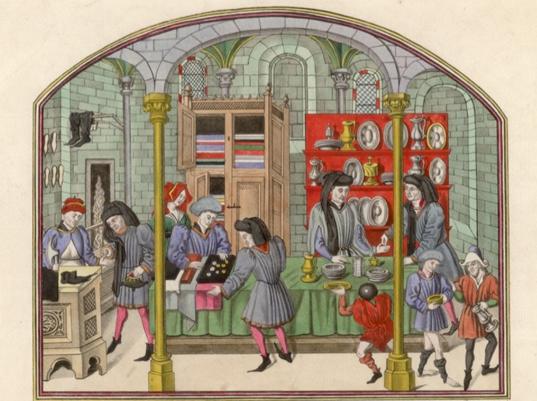 Male serf in the middle ages clipart graphic freeuse download Life in the Middle Ages: 10 Surprising Facts - History Extra graphic freeuse download