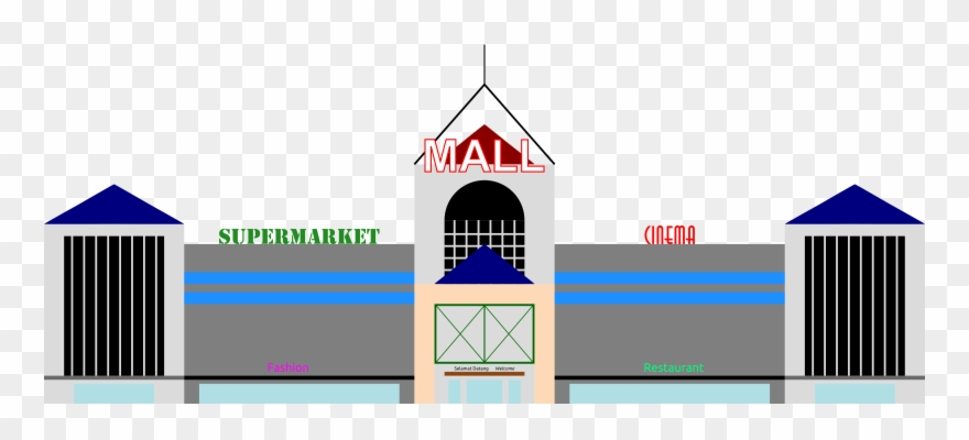 Mall clipart picture transparent library Previous - Mall Clipart Outside - Png Download (#579339) - PinClipart picture transparent library