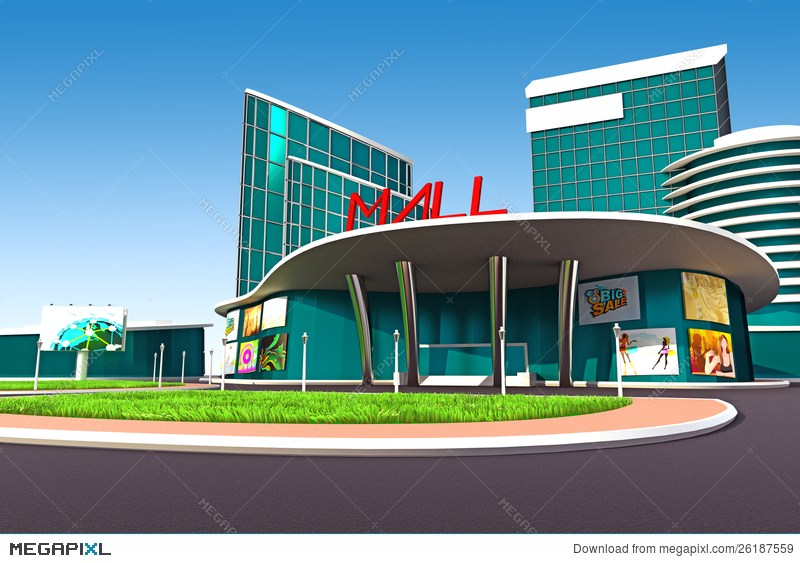 Mall clipart jpg free download Mall building clipart 4 » Clipart Portal jpg free download