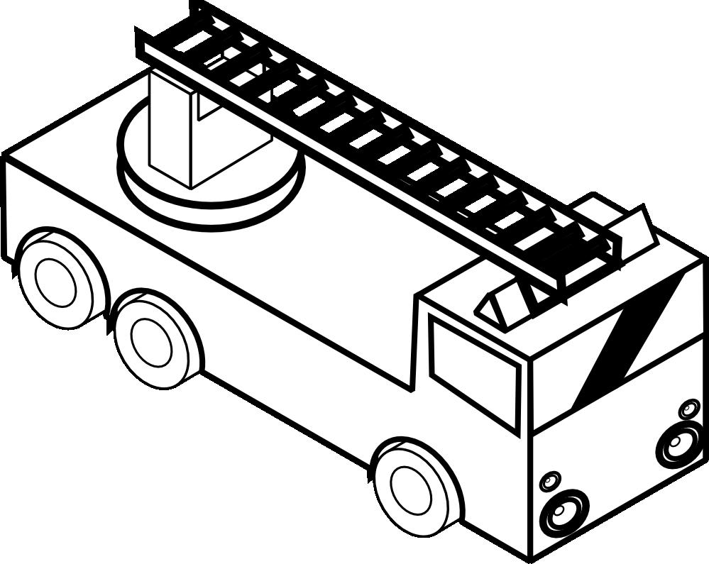 Maltese cross fire truck clipart clip black and white download Firetruck Clipart Black And White | Clipart Panda - Free Clipart Images clip black and white download