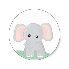 Mama and baby elephant clip art clip transparent Baby Elephant Clipart - Clipart Kid clip transparent