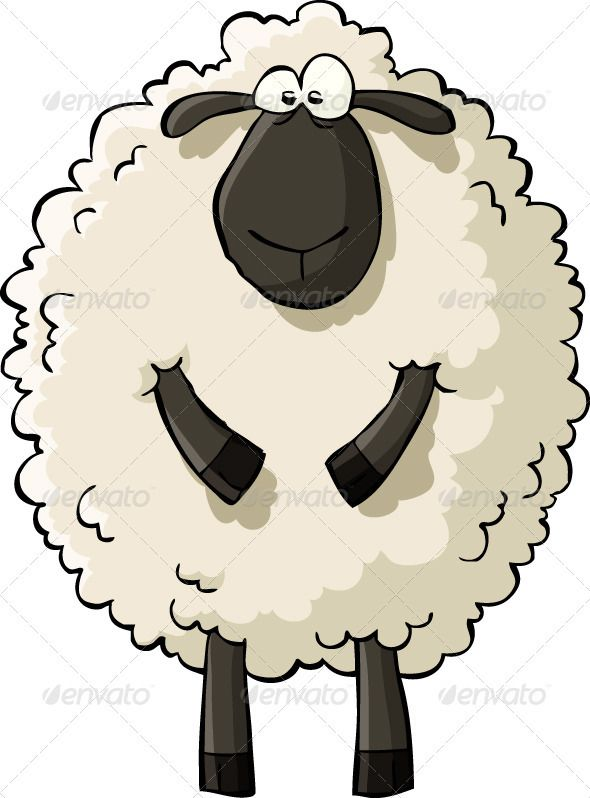 Mama and baby sheep clipart clipart library stock 17 Best images about Sheep on Pinterest | Wool, Counting sheep and ... clipart library stock