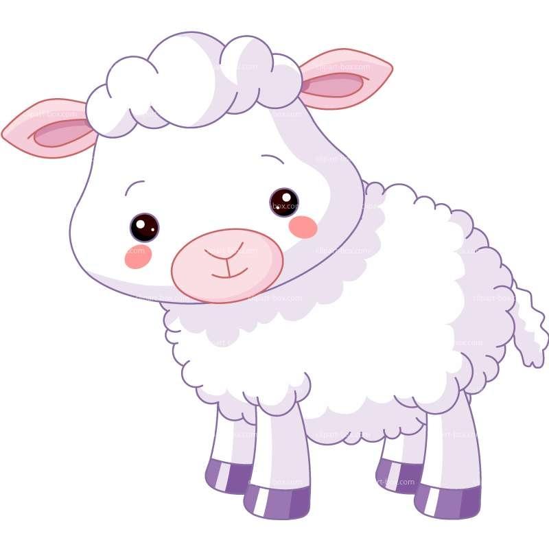 Mama and baby sheep clipart clip freeuse Mama and baby sheep clipart - ClipartFest clip freeuse