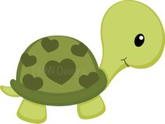 Mama and baby turtle clipart jpg transparent library Turtle mama and baby clipart - ClipartFest jpg transparent library