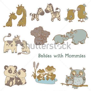 Mama baby animal clipart clip art free download March 2017 – Page 1400 – Clipart Free Download clip art free download