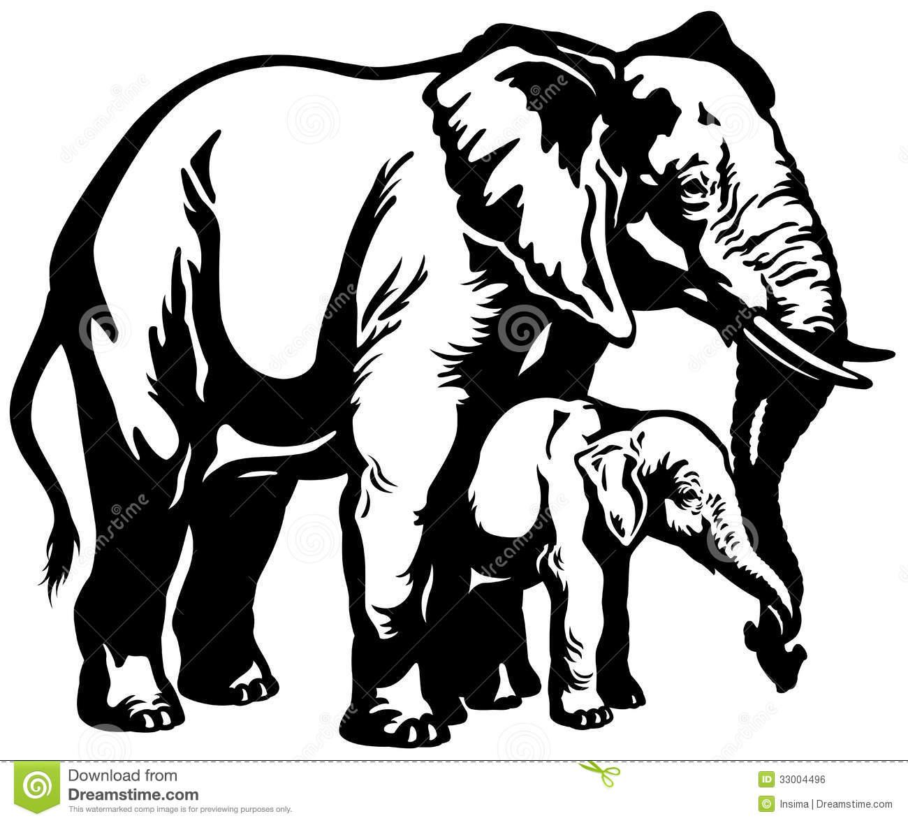 Mama baby elephant clipart jpg library stock Elephant clipart white mother baby love - ClipartFox jpg library stock