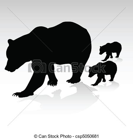 Mama bear clip art image freeuse library Bear Illustrations and Clipart. 64,910 Bear royalty free ... image freeuse library