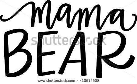 Mama bear clip art banner free Mama Bear Stock Images, Royalty-Free Images & Vectors   Shutterstock banner free
