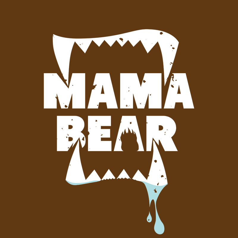 Mama bear clip art svg royalty free library Mama Bear   Jeff Bertrand svg royalty free library