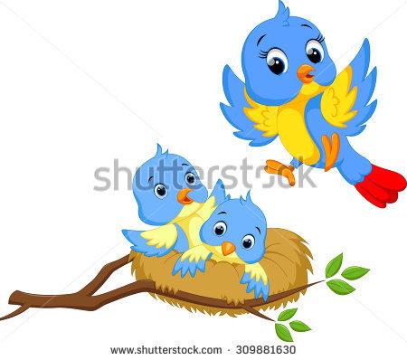 Mama bird clip art clip art download Mother Bird Stock Photos, Royalty-Free Images & Vectors - Shutterstock clip art download