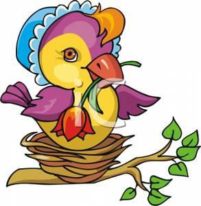 Mama bird clip art freeuse library Mother bird clipart - ClipartFest freeuse library