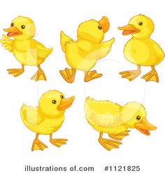 Mama duck clipart picture royalty free download Mother duck and ducklings clipart - ClipartFox picture royalty free download