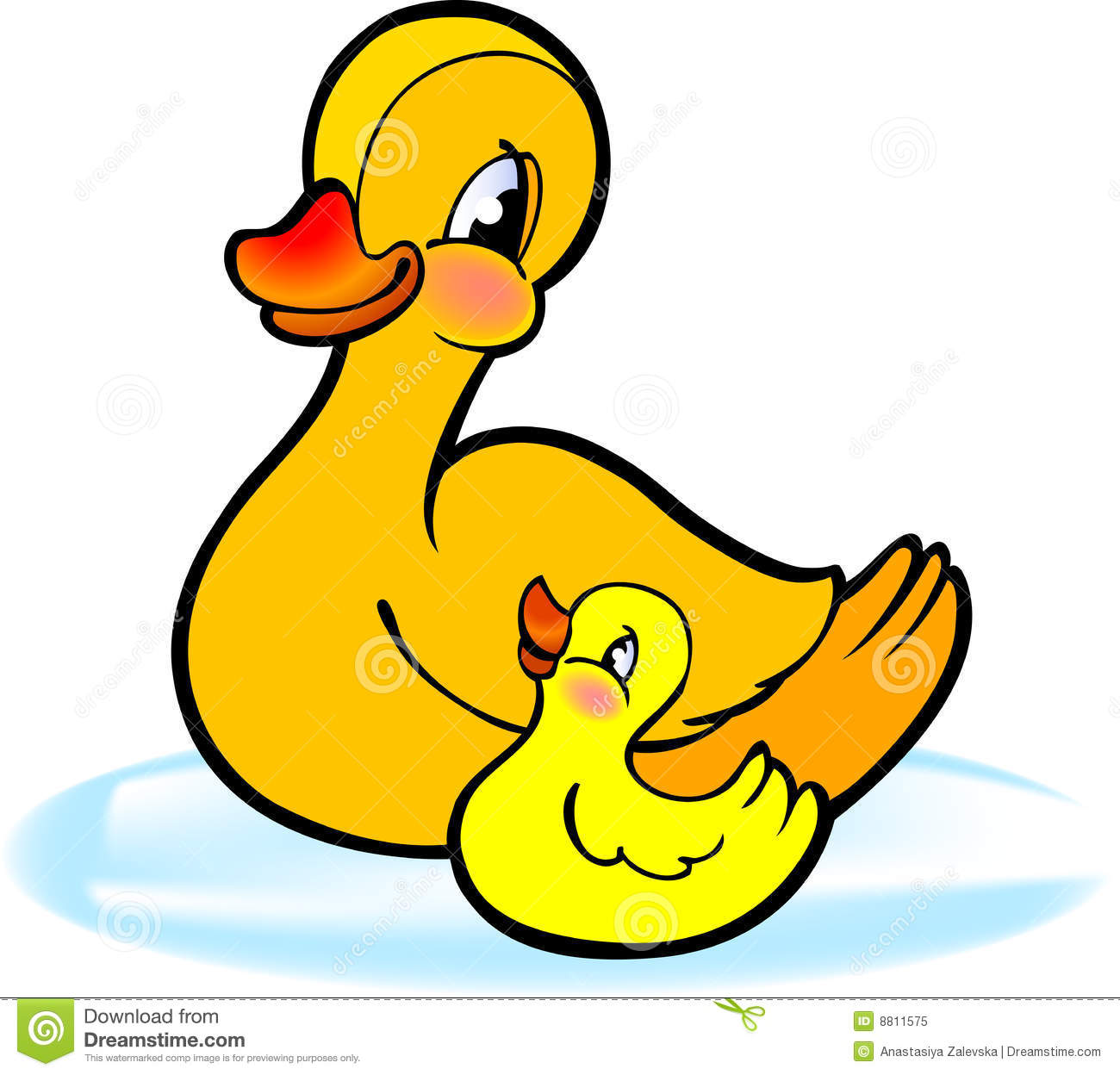 Mama duck clipart clip art library download Mama duck clipart - ClipartFest clip art library download