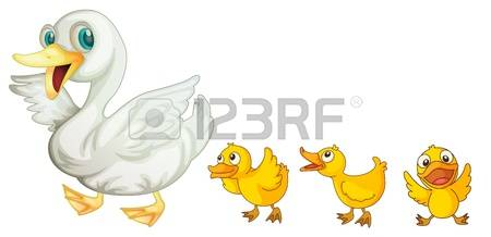 Mama duck clipart banner library download 585 Mother Duck Cliparts, Stock Vector And Royalty Free Mother ... banner library download